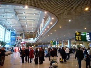 Aeropuerto de Domodedovo