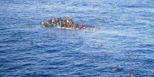 Náufragos en el Mediterráneo
